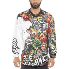 ONeal Mayhem Lite Jersey Men Crank (black/multi)